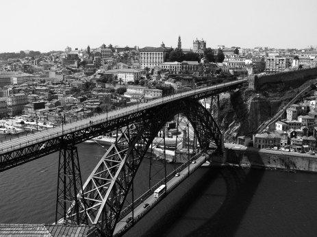 Dom Luis Bridge Porto - Photo: M. Tolga Akbulut