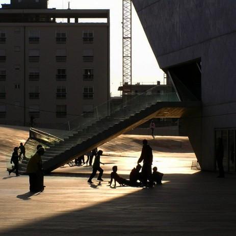 Casa Da Musica Porto - Photo: M. Tolga Akbulut