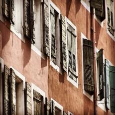Houses in Marseille - Photo: M. Tolga Akbulut